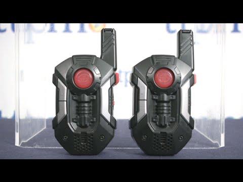 Spy Gear Ultra Range Walkie Talkies from Spin Master