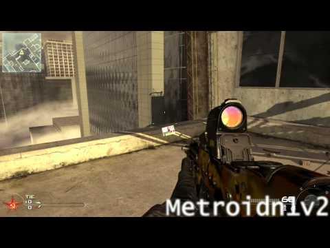 COD:MW2 - Highrise Glitch