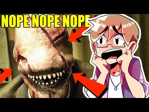 Reacting To Some of The SCARIEST Short Films on YouTube! | Animated Reaction