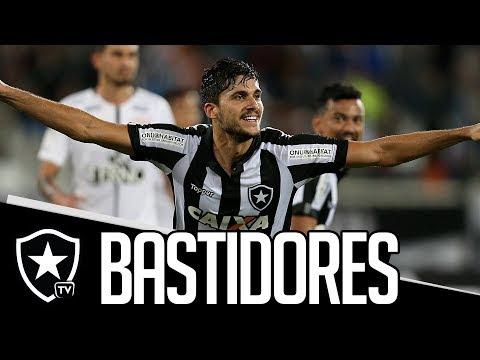 Bastidores | Botafogo 2 x 1 Corinthians