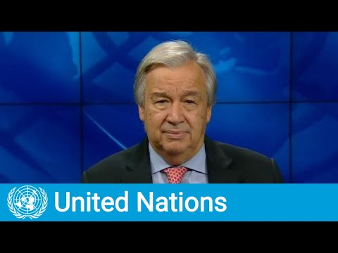 United Nations Day 2020 - UN chief