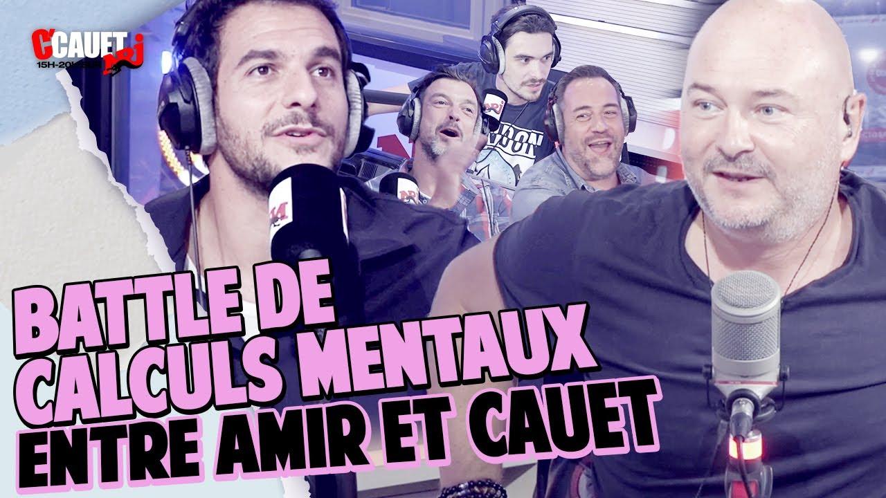 Download Battle de calculs mentaux entre Amir et Cauet - C'Cauet sur NRJ