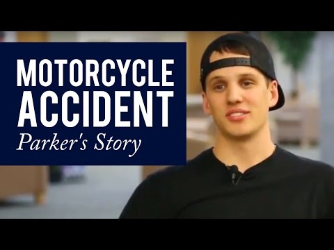 Motorcycle Accident turns Adrenaline Junkie into Amputee