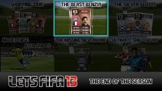 "Let's FIFA 13 ""The Beast Benzia"" Episode 116"