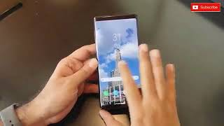 Samsung Galaxy Note 9 Unboxing u0026 Review