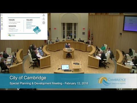 City of Cambridge Live Stream