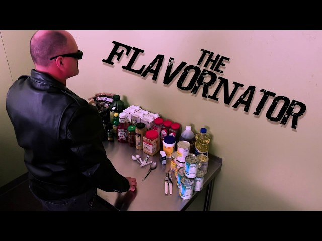 THE FLAVORNATOR: HAWAIIAN MARINATED CHICKEN