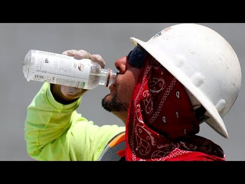 Workers in Heat Waves Face Dangerous Exposure in the US Southwest