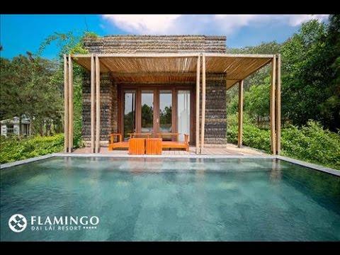 Thuê biệt thự Flamingo Đại Lải Resort giá rẻ - Hotline: 0978.99.66.33