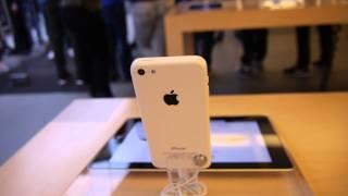 Apple iPhone 5C All Colors Comparison