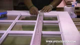 Upstate Door ~ Basic Muntin Repair