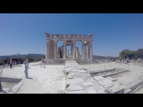 Greece 2017 - A month of traveling around (studying abroad) - GoPro HD