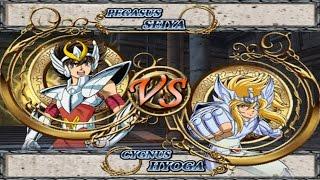 Saint Seiya: SAINTS LEAGUE [Bronze Edition] - Day 07: Seiya vs Hyoga (V3)