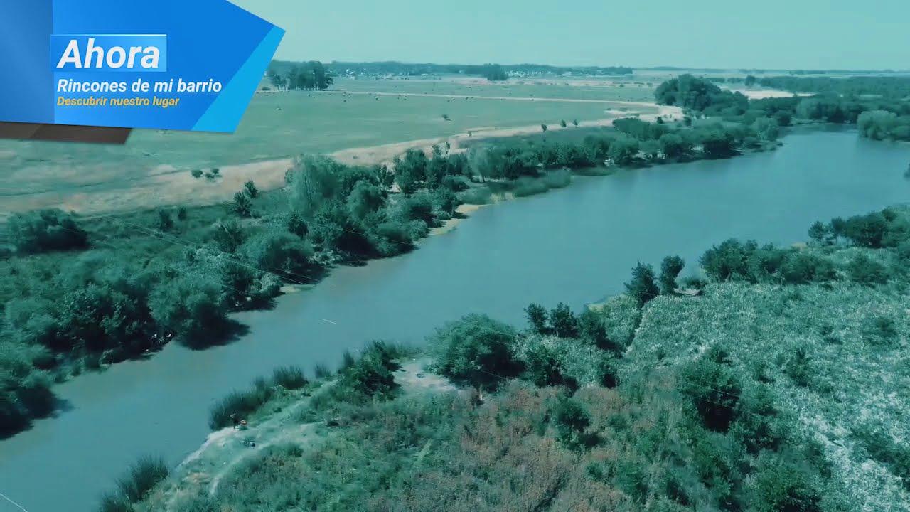 """Rincones de mi barrio: El arroyo """"El Pescado"""""""