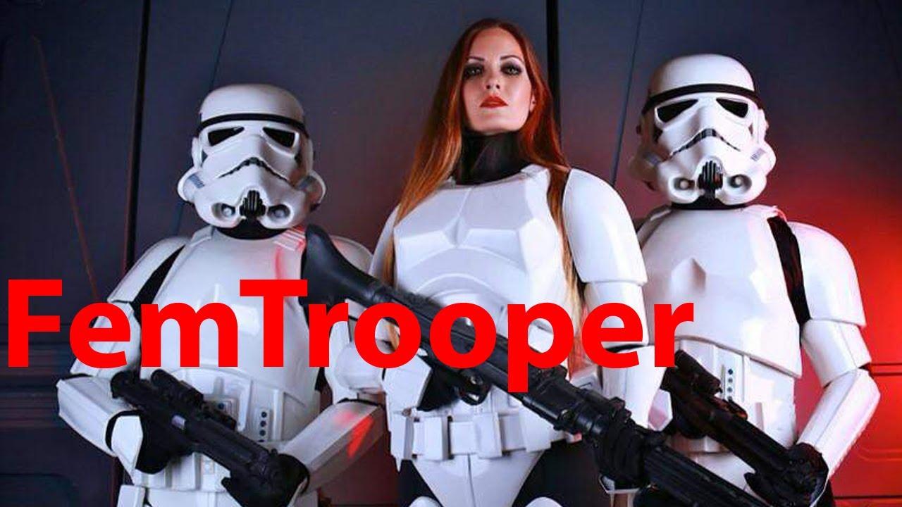 Девушки штурмовики (FemTrooper)