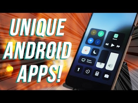 Top 6 Unique Android Apps + Giveaway! (40 codes) 😱🔥