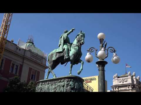 Belgrade Cultural Tour 1, Visit Serbia