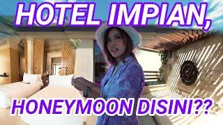 AKHIRNYA AUREL BISA NGINEP DI HOTEL IMPIANNYA!!