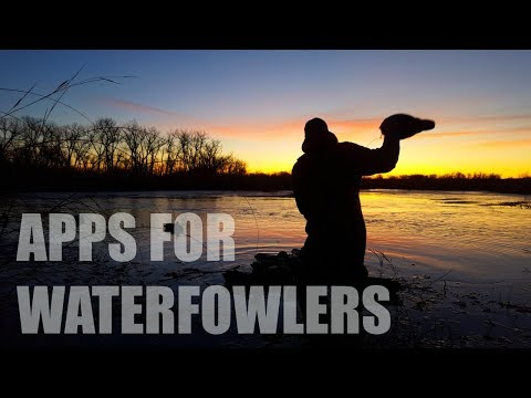 MUST HAVE Apps For Duck Hunters   Hunting Boot Camp