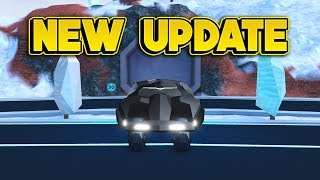 NEUES WINTER UPDATE & LEVELS! (ROBLOX Jailbreak)