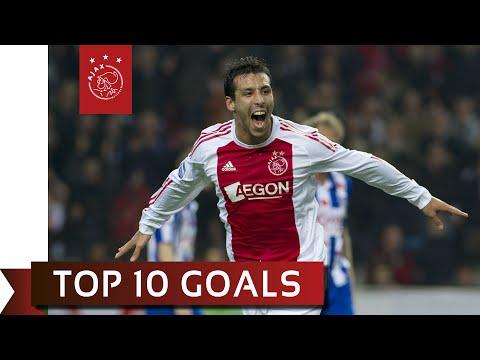 TOP 10 GOALS - Mounir El Hamdaoui