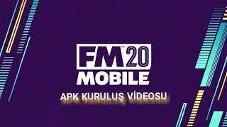 FOOTBALL MANAGER 2020 MOBİLE APK (ÜCRETSİZ) KURULUŞ VİDEOSU
