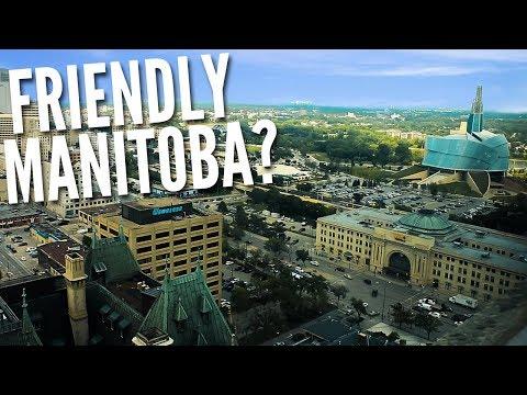 Exploring Winnipeg Manitoba - DAY #27