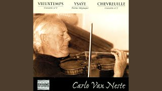 Concerto No. 2 for Violin and Orchestra, Op. 56: Improvisation