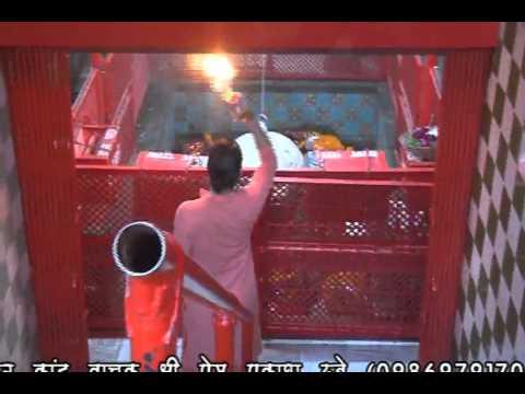 Allahabad Shri Lete Hue Bade Hanuman Mandir Ki Aarti