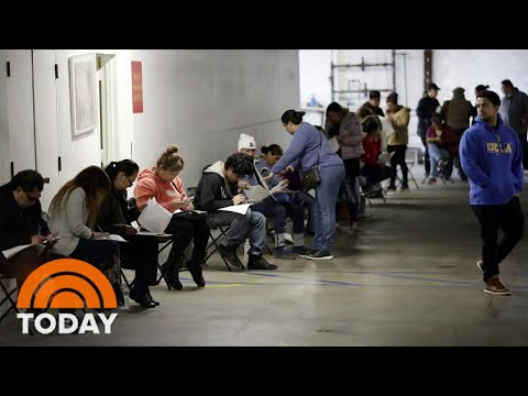 College Graduates Face Hiring Challenges Due To The Coronavirus Pandemic | TODAY