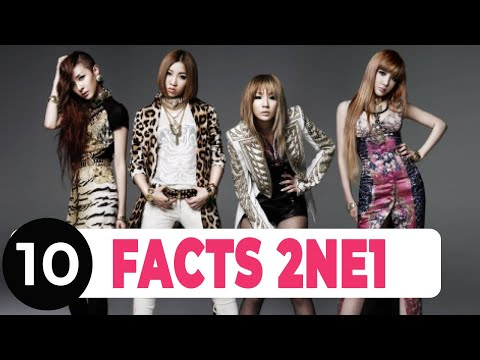 10 FACTS THAT MAKE 2NE1 THE QUEENS