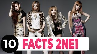 10 FACTS THAT MAKE 2NE1 THE QUEENS - Stafaband