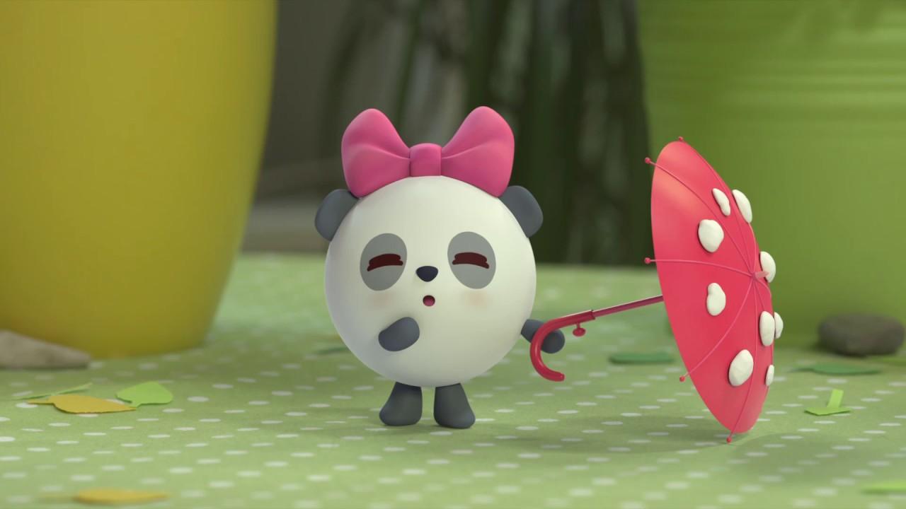 Малышарики - Мухоморчик (Серия 82) Развивающие мультики для самых маленьких