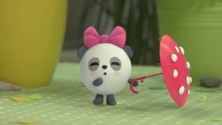 Малышарики - Мухоморчик (Серія 82) Розвиваючі мультики для самих маленьких