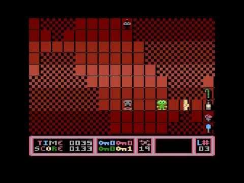 dimo's quest in abbuc land for Atari 8-bit