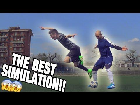 The BEST Football SIMULATION - Interventi assurdi nel mondo del calcio!!! I2BOMBER