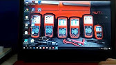Updating using Autel Maxi PC Suite - YouTube