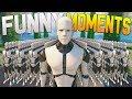 1000 MANNEQUINS!?! - Black Ops 3 Prop Hunt Funny Moments