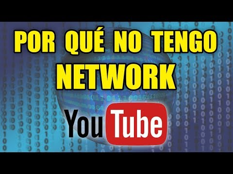 ¿Por qué no tengo Network en Youtube? | Partner, ingresos y servicios
