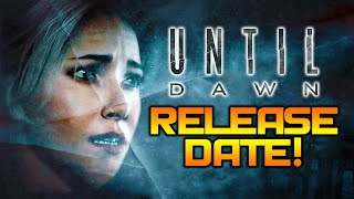PS4 Exclusive Until Dawn Release Date Announced! Am I Excited!?