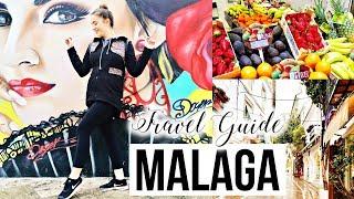 Malaga Travel Guide 💃🏽🇪🇸 - Costa del Sol (Spain) Travel Diary