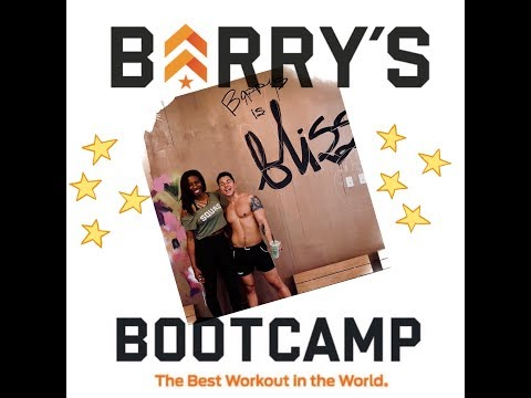 BARRY'S BOOTCAMP VLOG! Yes Or No?