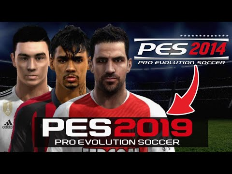 Download Pes 2019 New Update Transfer Winter 2018/19 No Lag | Patch Pes 2014 PPSSPP Iso & Savedata