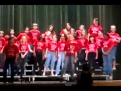 Lake Magdalene Elementary school, 2011 choir 5th