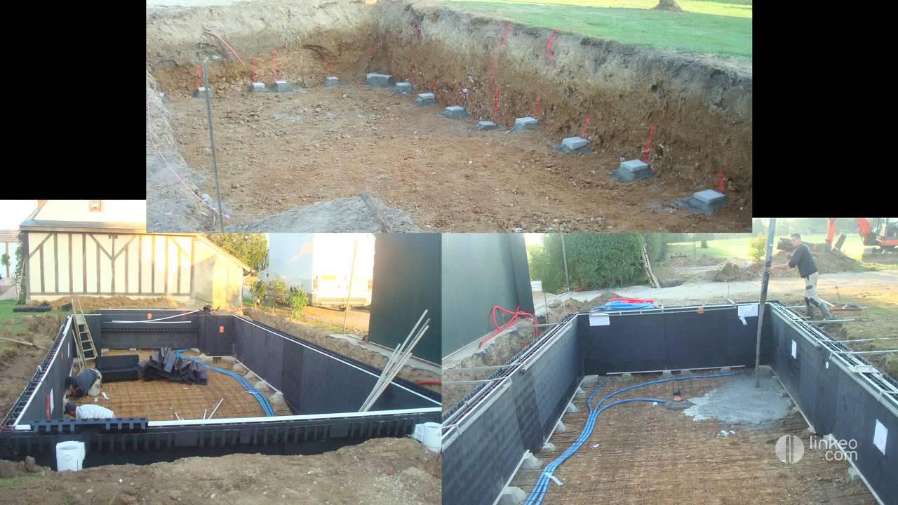 Construction De La Piscine De Vendome paradis piscine - ets pineau - fabriquant de piscine 28