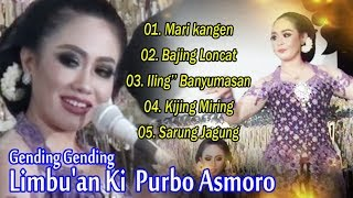 Video Gending Gending Limbu'an Ki  Purbo Asmoro download MP3, 3GP, MP4, WEBM, AVI, FLV Juli 2018