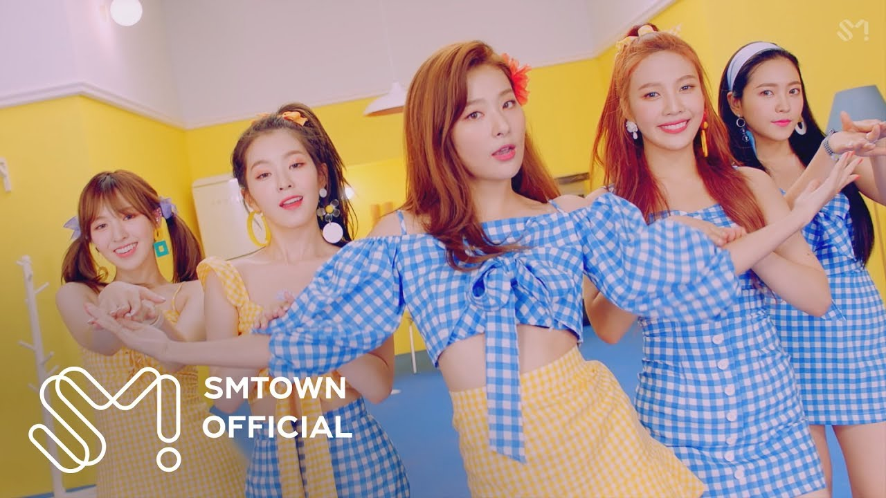 Red Velvet 레드벨벳 'Power Up' Performance Ver