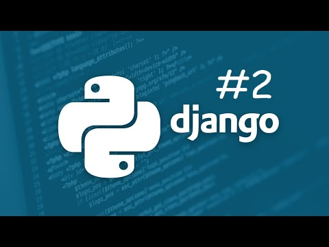 DJANGO FULL COURSE #2 project | DJANGO FULL TUTORIAL | Python Web Development thumbnail