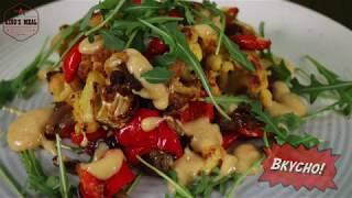 Kings Meal - Карри салат из цветной капусты (Вегетарианские рецепты из Цветной капусты) Часть 2