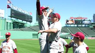 Baseball: Beanpot at Fenway Highlights (April 17, 2019)